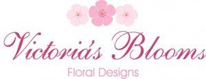 Victoria's Blooms Logo