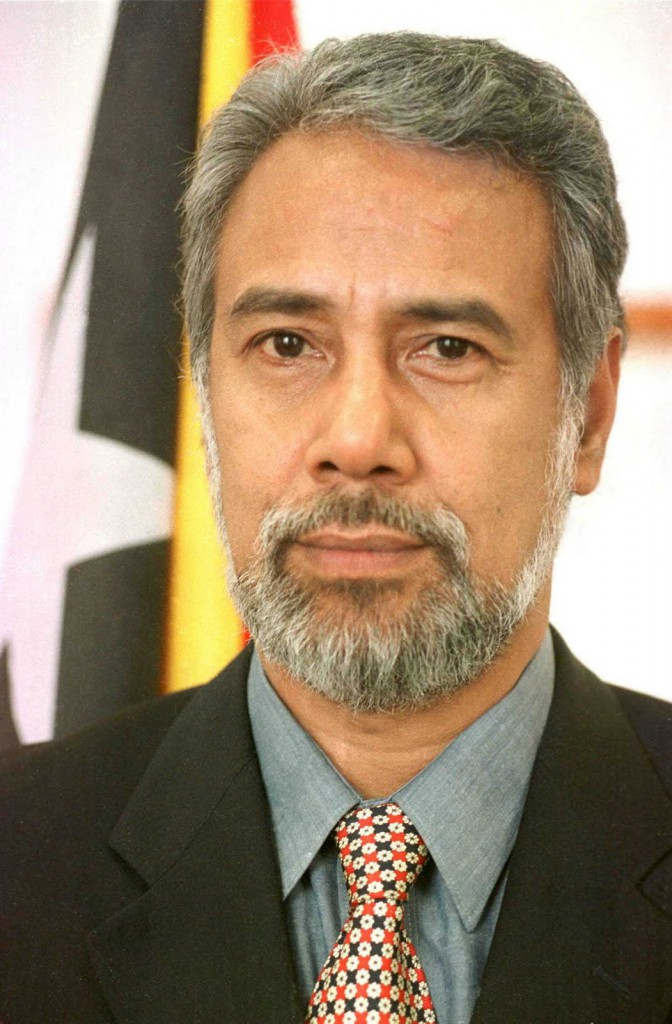 Xanana Gusmao 2000 Xanana Gusmo Sydney Peace Foundation