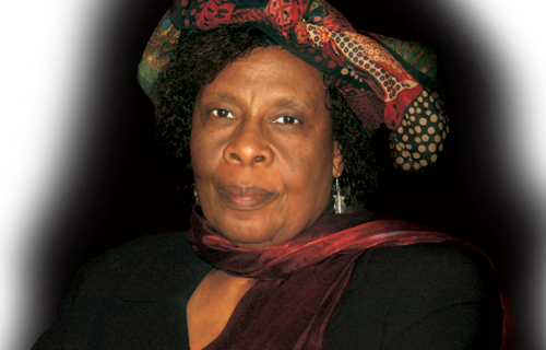 Zimbabwean Senator Sekai Holland wins the 2012 Sydney Peace Prize