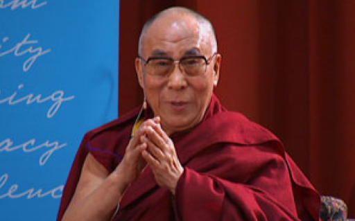 His Holiness and Sydney Peace Foundation