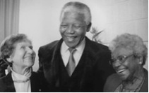 mandela with stella
