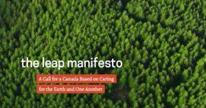 leap manifesto 2