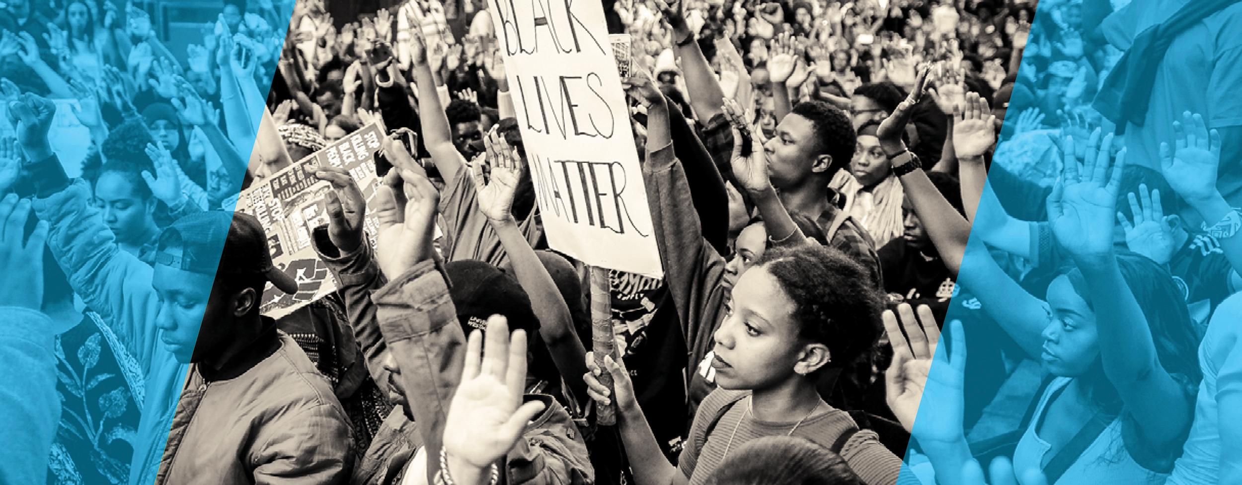 Black Lives Matter – book tickets